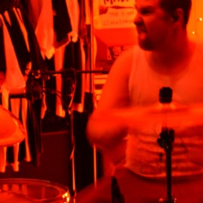 Video: Serious Beak live at Black Wire Records